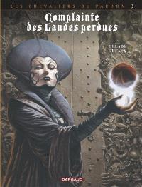 Complainte des landes perdues, Les chevaliers du Pardon. Volume 3, La fée Sanctus