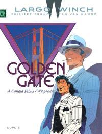 Largo Winch. Volume 11, Golden gate