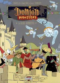 Donjon monsters. Volume 11, Le grand animateur : Donjon niveau -400