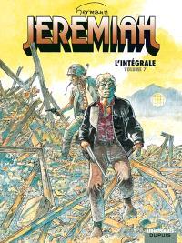 Jeremiah : l'intégrale. Volume 7