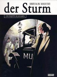 Une enquête de Jan Karta. Volume 2, Der Sturm