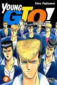 Young GTO ! : Shonan junaï gumi. Volume 9