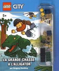 Lego City, La grande chasse à l'alligator