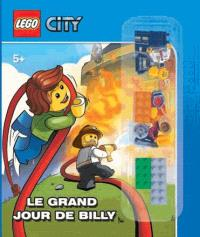 Lego City, Le grand jour de Billy