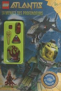 Lego Atlantis. Volume 2, La menace des profondeurs