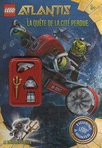 Lego Atlantis. Volume 1, La quête de la cité perdue