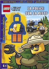 Lego City, La police sur la piste