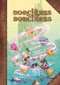 Sorcières, sorcières. Volume 2, Le mystère des mangeurs d'histoires