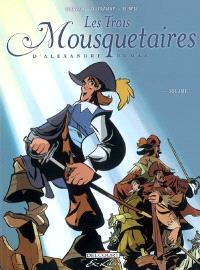 Les trois mousquetaires, d'Alexandre Dumas. Volume 1