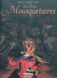 Les trois mousquetaires, d'Alexandre Dumas. Volume 4