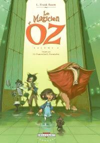 Le magicien d'Oz. Volume 2