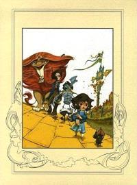 Le magicien d'Oz : tomes 1 à 3