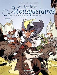 Les trois mousquetaires, d'Alexandre Dumas. Volume 3