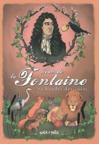 Jean de la Fontaine en bandes dessinées