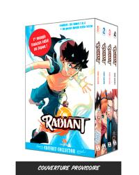 Radiant : tomes 1 à 4 : coffret collector
