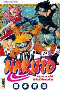 Naruto. Volume 2