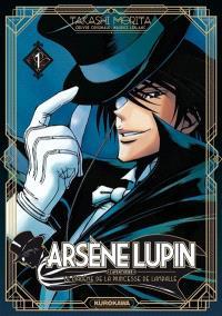 Arsène Lupin : l'aventurier. Volume 1, Le diadème de la princesse de Lamballe
