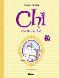 Chi, une vie de chat. Volume 2