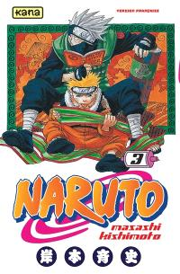Naruto. Volume 3