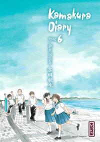Kamakura diary. Volume 6