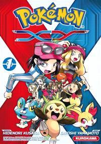 Pokémon X-Y. Volume 1