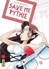 Save me Pythie. Volume 1