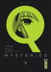Q mysteries. Volume 3