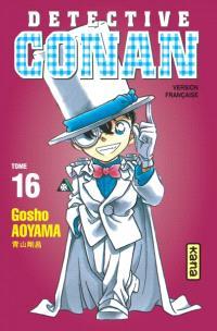 Détective Conan. Volume 16