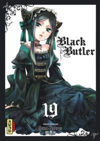 Black Butler. Volume 19