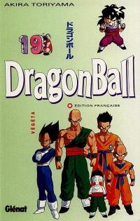 Dragon ball. Volume 19, Vegeta