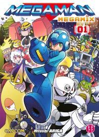 Megaman megamix. Volume 1