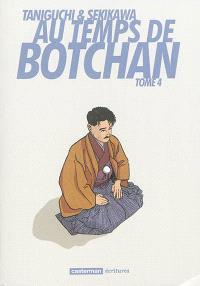 Au temps de Botchan. Volume 4, Une pluie d'étoiles filantes de l'ère Meiji