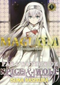 Magdala : alchemist path. Volume 1