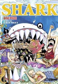 One piece : color walk. Volume 5, Shark