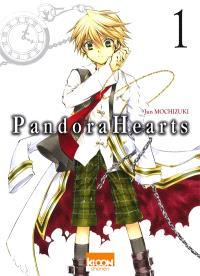 Pandora hearts. Volume 1