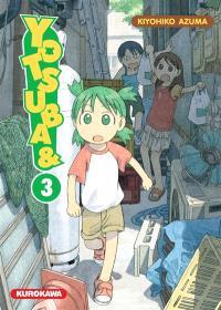 Yotsuba & !. Volume 3