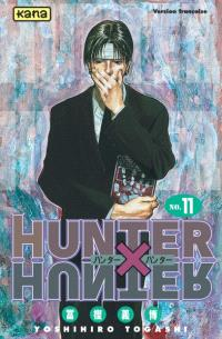 Hunter x Hunter. Volume 11