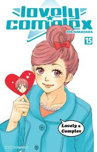 Lovely complex. Volume 15