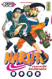 Naruto. Volume 22