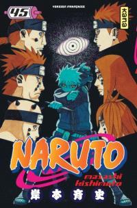Naruto. Volume 45
