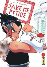 Save me Pythie. Volume 2