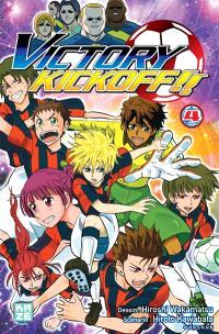 Victory kickoff !!. Volume 4