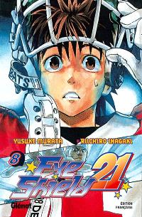 Eye shield 21. Volume 8