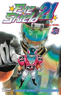 Eye shield 21. Volume 32, Xmas bowl