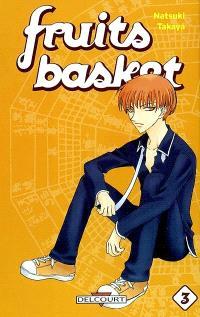 Fruits basket = Une corbeille de fruits. Volume 3