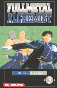 Fullmetal alchemist. Volume 3