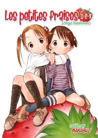 Les petites fraises = Ichigo mashimaro. Volume 1-2-3