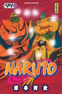 Naruto. Volume 44