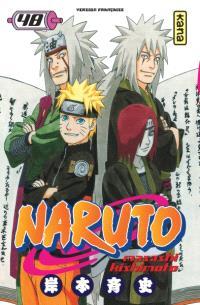 Naruto. Volume 48