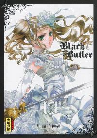 Black Butler. Volume 13